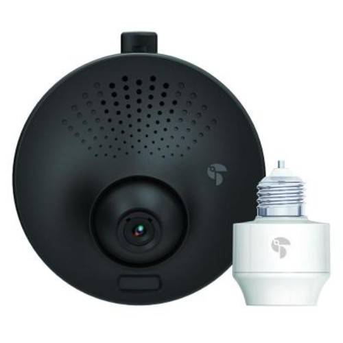 Toucan 1-Channel 720p Surveillance System with Wi-Fi and 2-Way Communication Outdoor Camera System
