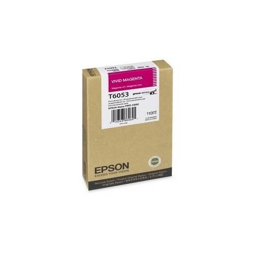 Epson Vivid Magenta Ink Cartridge - Inkjet - Magenta