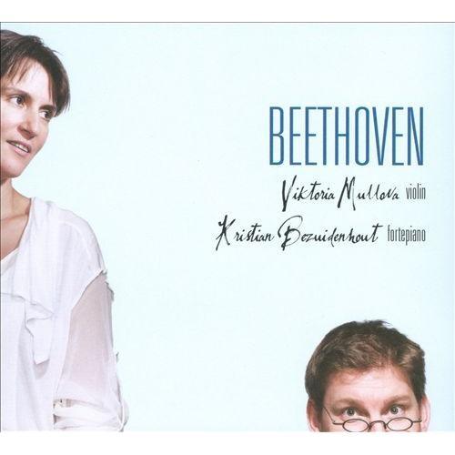 Beethoven: Violin Sonatas Nos. 3 & 9 [CD]