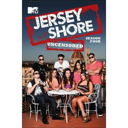 Jersey Shore: Season Four Uncensored [4 Discs]