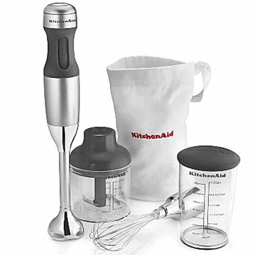 KitchenAid 3-Speed Hand Immersion Blender KHB2351 KHB2351CU