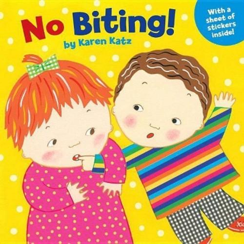 No Biting! (Paperback) (Karen Katz)