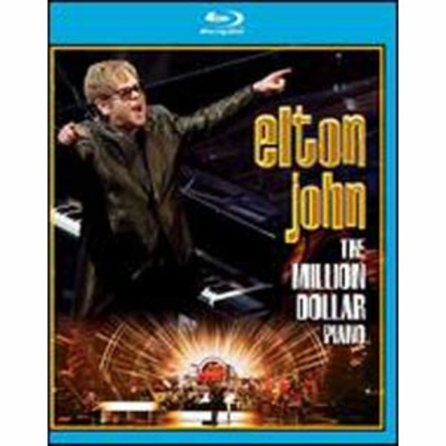 Elton John: The Million Dollar Piano [Blu-ray]
