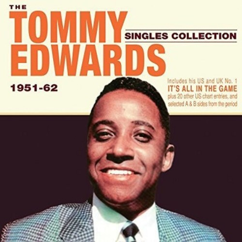 Tommy Edwards - Singles Collection:1951-1962 (CD)