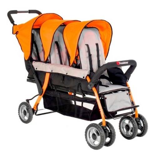Foundations Trio Sport 3 Passenger Stroller