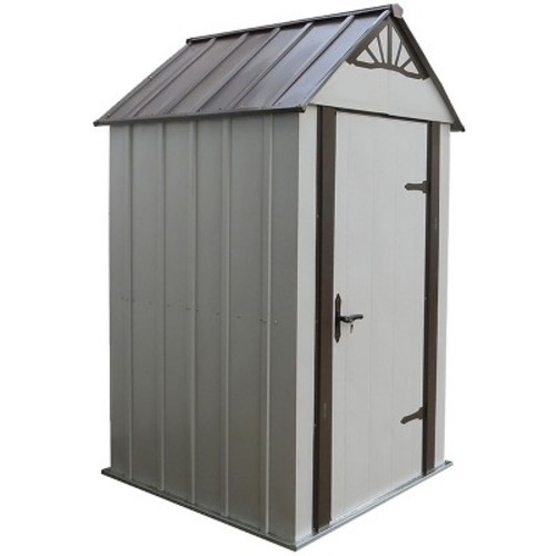 Designer Series Metro Shed 4'X 4' - Arrow Storage Products