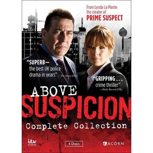 Above Suspicion: Complete Collection [4 Discs] [DVD]