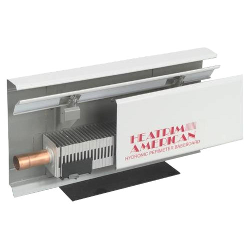 Sterling Heatrim Baseboard R750A5 Heatrim American 5' Hydronic Baseboard Heater