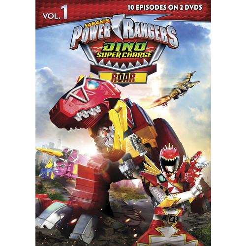 Power Rangers Dino Super Charge: Roar [DVD]