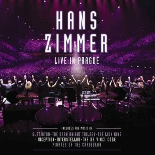 Hans Zimmer - Live In Prague (Vinyl)