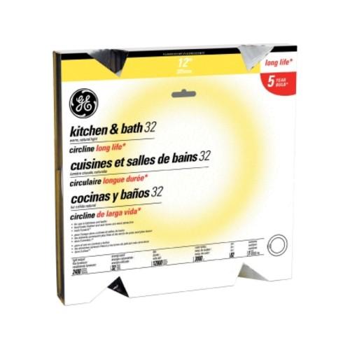 GE 32W Kitchen and Bath Ultra Circline Bulb (11085)