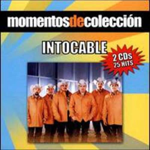 Momentos De Coleccin By Intocable (Audio CD)
