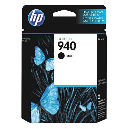 HP Ink Cartridge, No. 940, Black
