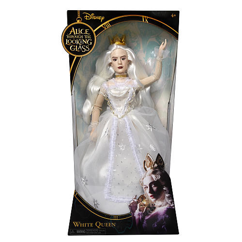 Disney Alice in Wonderland 11.5 inch Classic Fashion Doll - White Queen