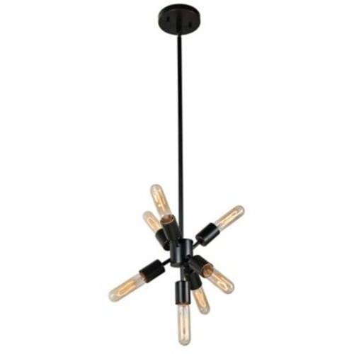 Kenroy Home Anemone 7-Light Chandelier in Bronze
