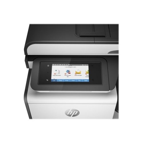 HP Inc. PageWide Pro 577dw - Multifunction printer - color - ink-jet - Legal (8.5 in x 14 in) (original) - A4/Legal (media) - up to 70 ppm (copying) - up to 70 ppm