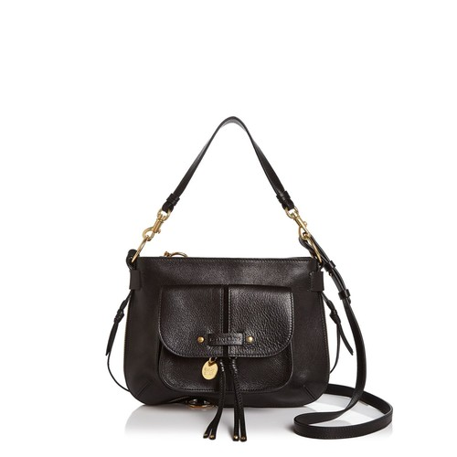 SEE BY CHLOÉ Olga Small Leather Hobo