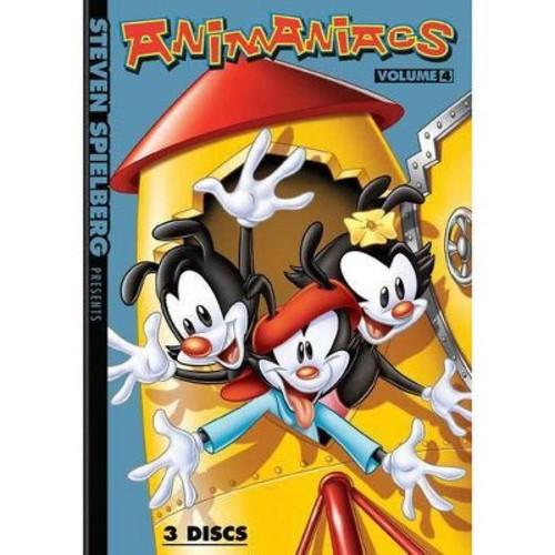 Animaniacs:Vol 4 (DVD)