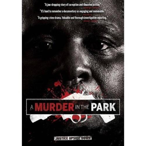 A Murder In The Park (DVD)