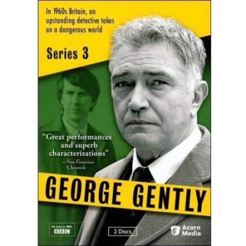 George Gently: Series 3 - DVD