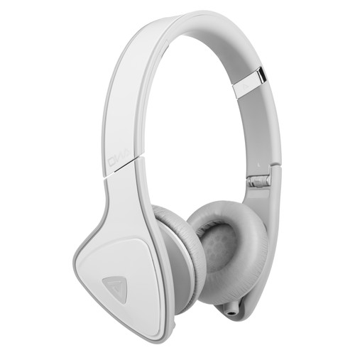 Monster Cable 128469 DNA On-Ear Headphones - White/Grey