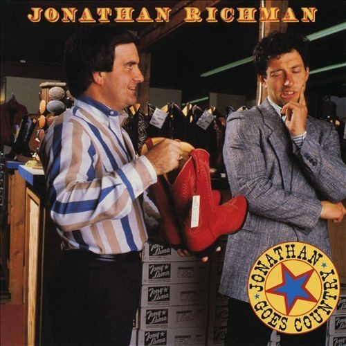 Jonathan Goes Country CD (1990)