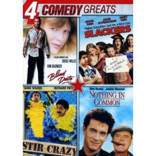 4 Comedy Greats /DVD