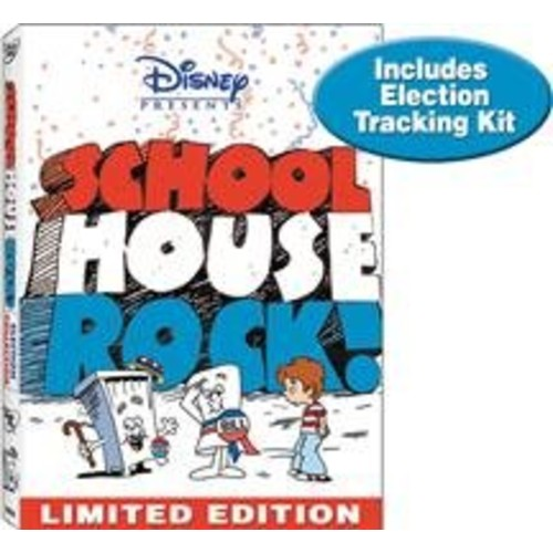 School House Rock! [Schoolhouse Rock!]: The Election Collection (Limited Edition)