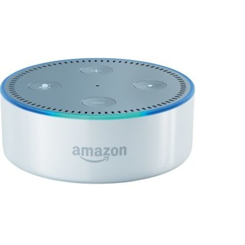 Amazon Echo Dot, White