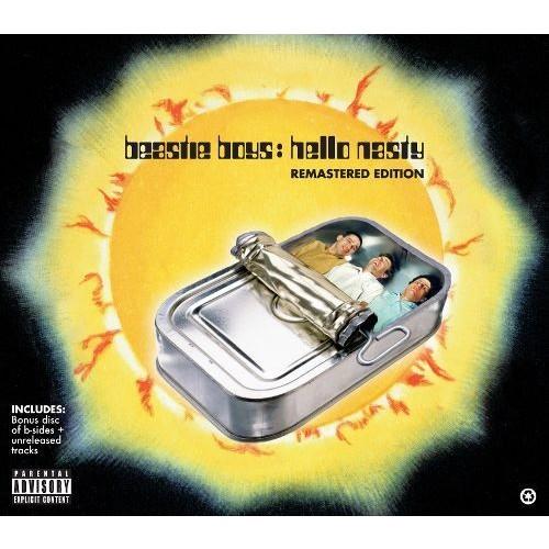 Hello Nasty [Bonus Disc] [CD]