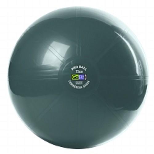 GoFit 2000lb Professional Core Stability Ball 75cm Dark Grey