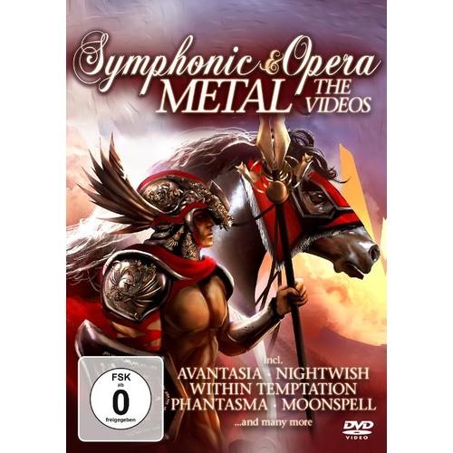 Symphonic & Opera Metal: The DVD [DVD]