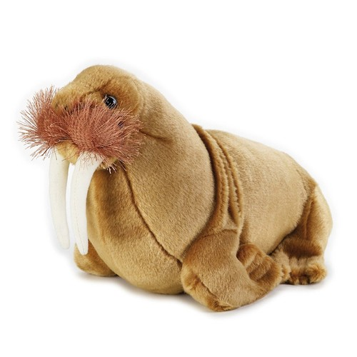 National Geographic Walrus Plush by Lelly