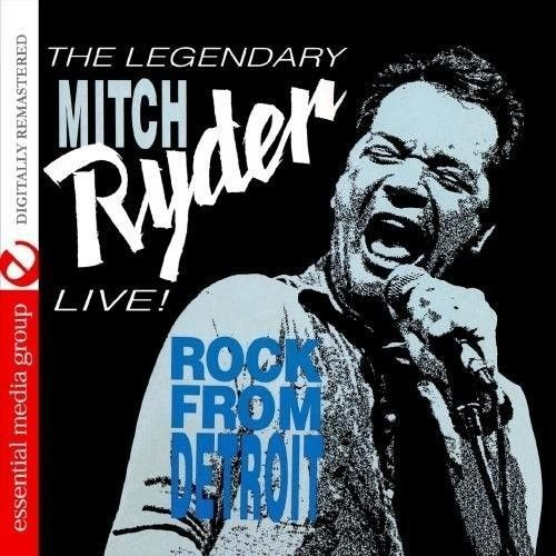 Live! Rock From Detroit [CD]
