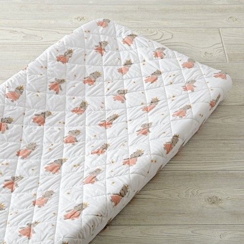 Royal Hippo Changing Pad Cover