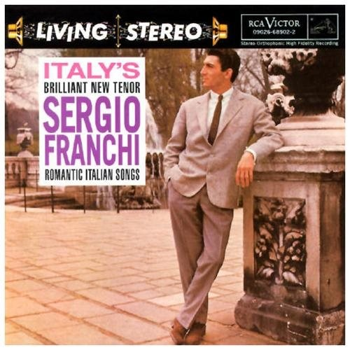 Romantic Italian Songs CD (1997)