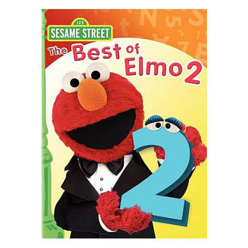 Sesame Street: The Best of Elmo 2 DVD