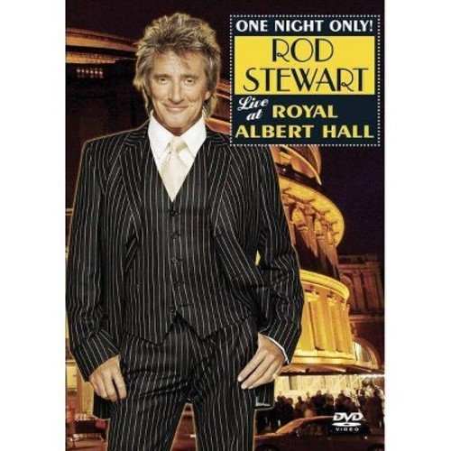 One night only rod stewart live at r (DVD)