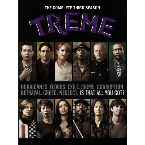 Treme: The Complete Third Season [4 Discs] [DVD]