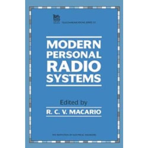 Modern Personal Radio Systems