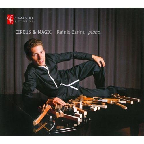 Circus Magic CD (2012)