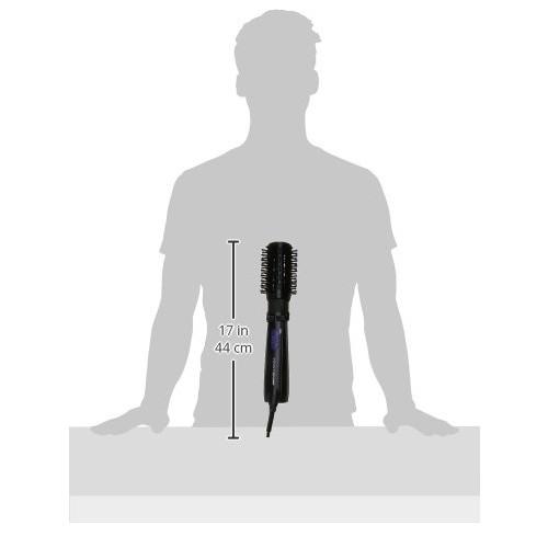 Infiniti Pro by Conair Spin Air Rotating Styler / Hot Air Brush; 2-inch; Black [Black, 2-inch]