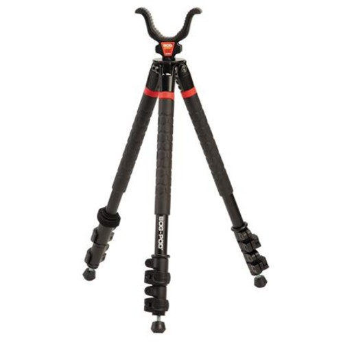 BOGgear HD-3 3 Section Heavy Duty Aluminum Tripod with Shooting Rest, 42