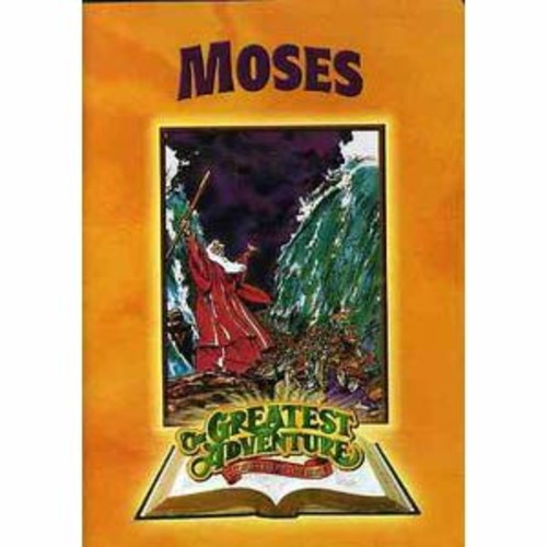 The Greatest Adventure Stories From the Bible: Moses DD1