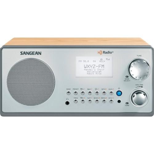 Sangean AM/FM HD Tabletop Radio (HDR-18)