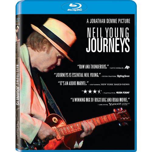 Neil Young Journeys (Blu-ray Disc)