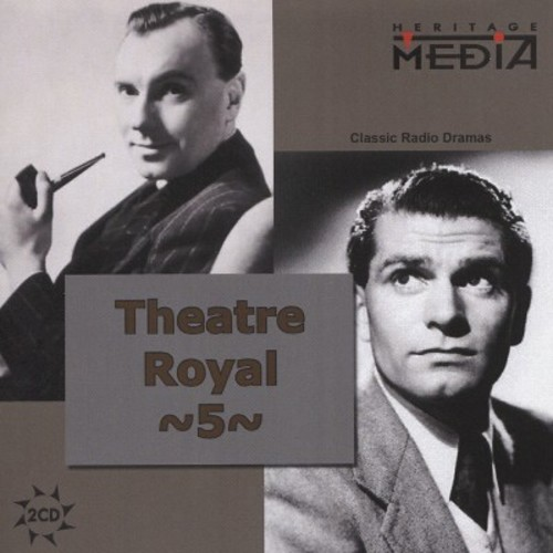 Theater Royal: Classic Russian Dramas, Vol. 5 [CD]