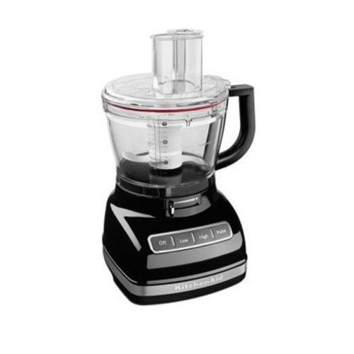 KitchenAid - 14-Cup Food Processor with Commercial-Style Dicing Kit - Model KFP1466