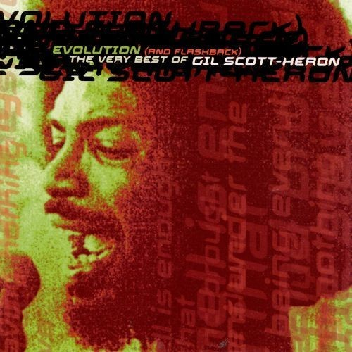 Evolution Flashback The Very Best of Gil Scott-Heron
