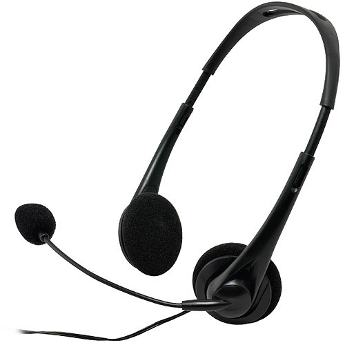 Gear Head Stereo Headset with Microphone (Universal Connectors) (AU2700S)
